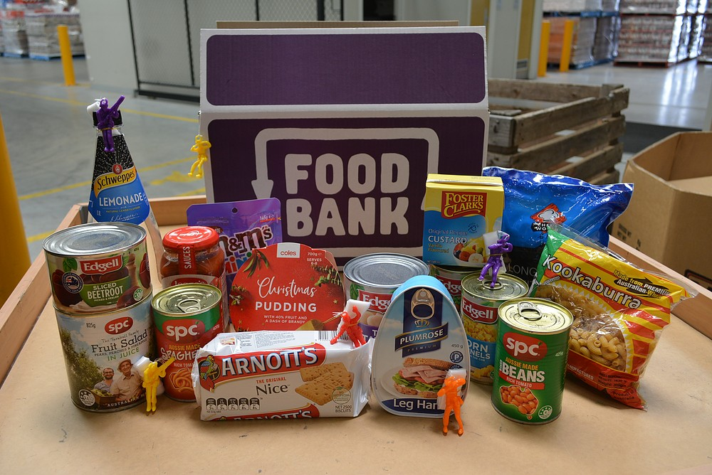 Oasis Christmas Hamper Appeal